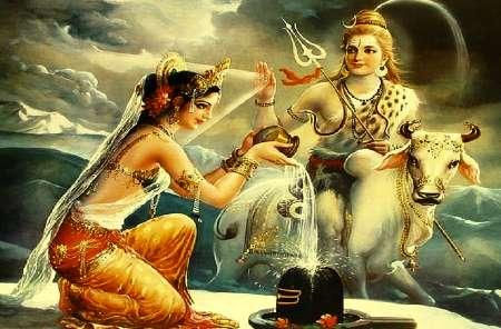 Parvati Mantra To Control Husband